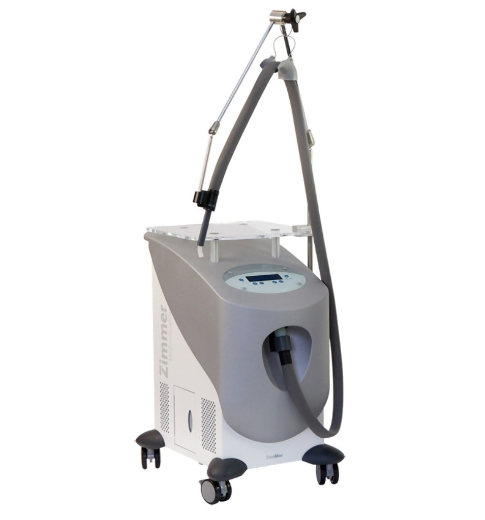 Zimmer Cryo Mini For Sale The Laser Professionals